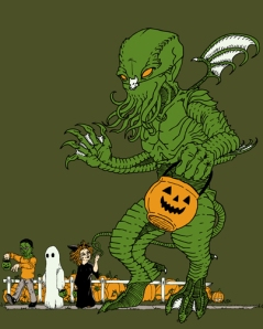 Cthulu-or-Treat-T