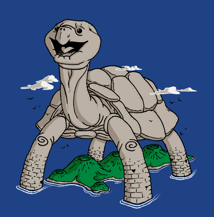 Galapagos Colossagos