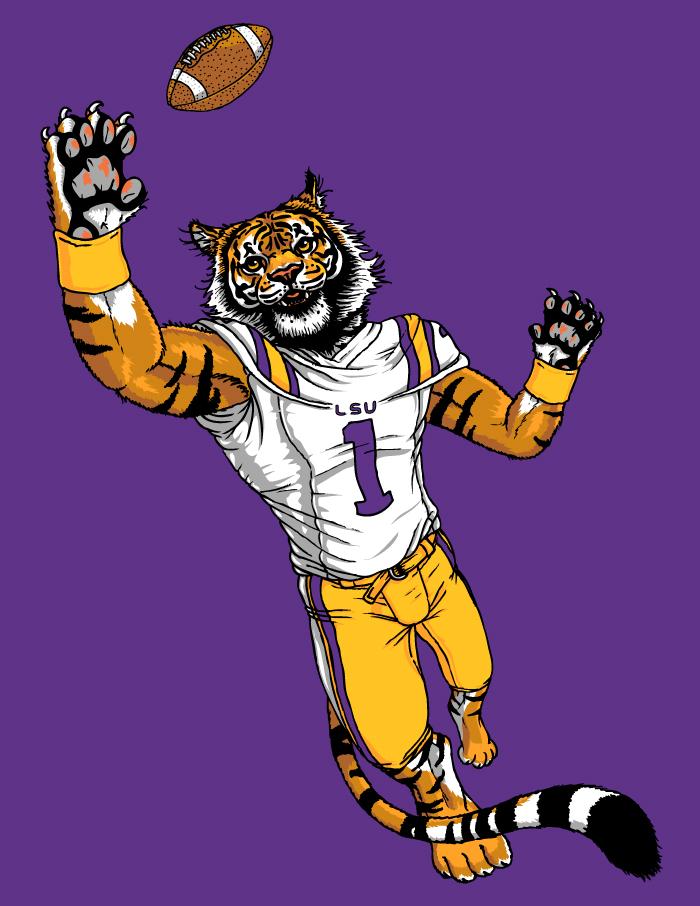 LSU-Tiger