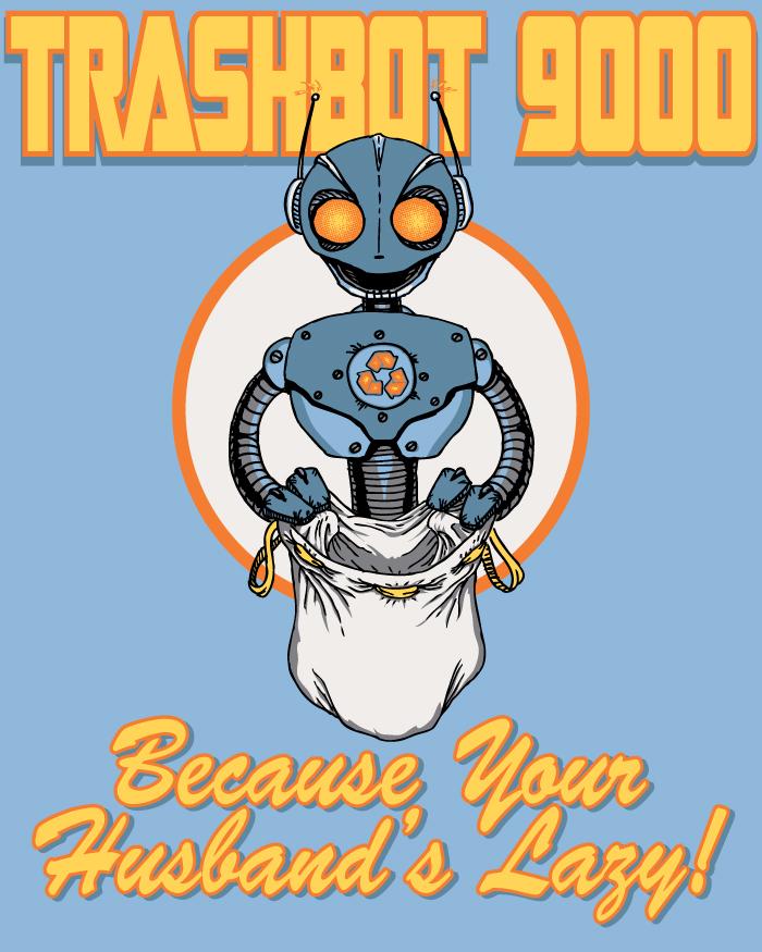 Trashbot 9000